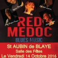 img Concert RED MEDOC - 14/10/2016